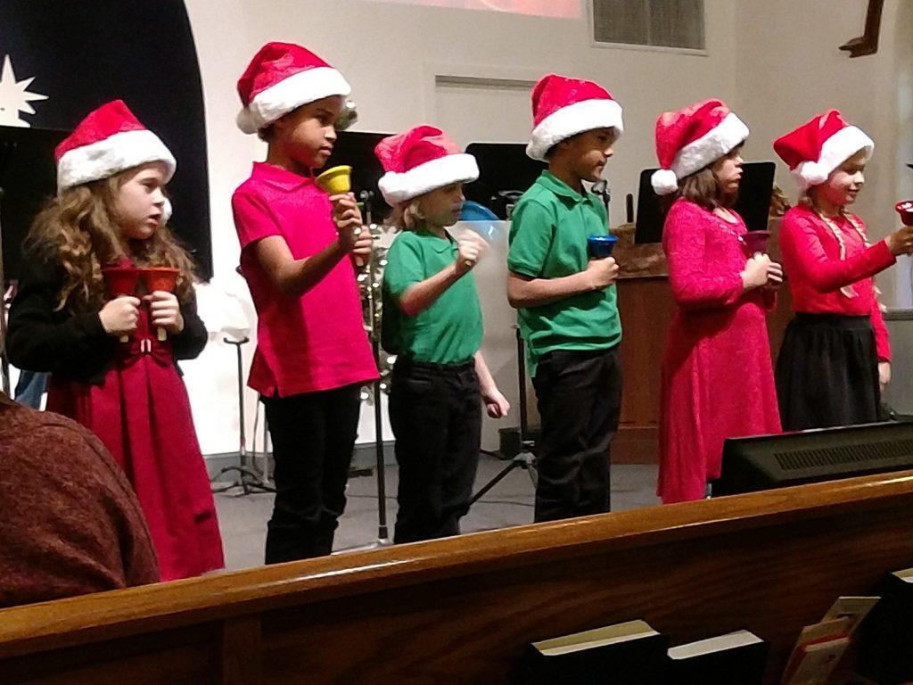 Children's Handbell Choir