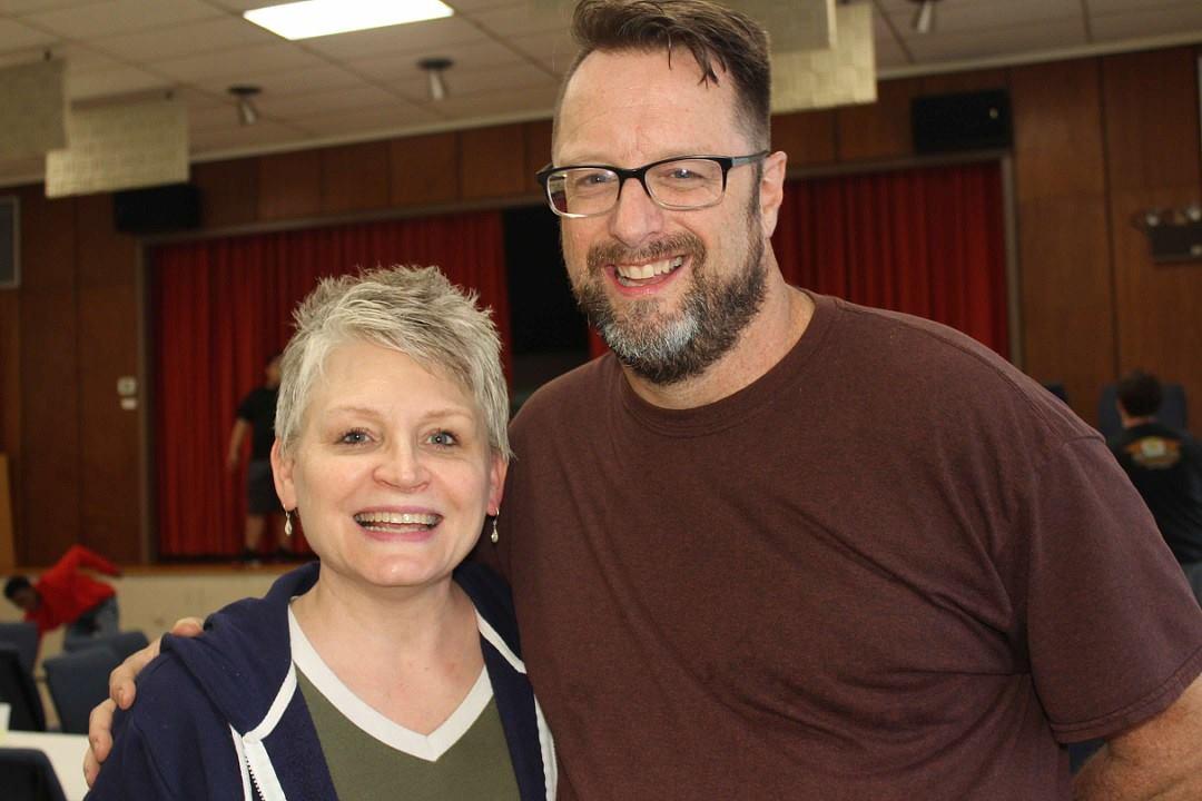 Brad and Kim Daubenspeck